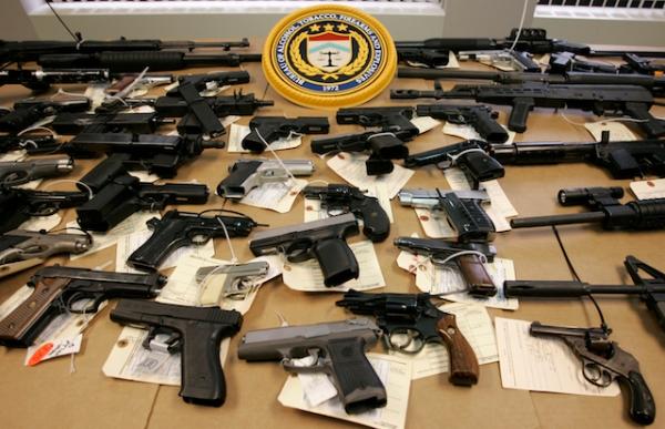 AP A OH USA 501 Guns