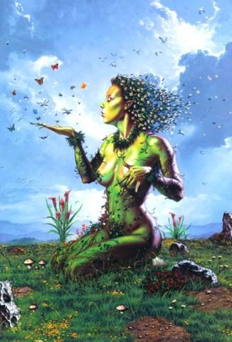 Gaia calling