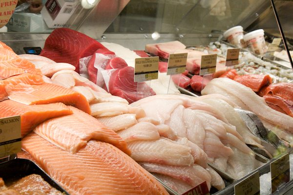 No more fish in the sea transition times for Fresh fish store