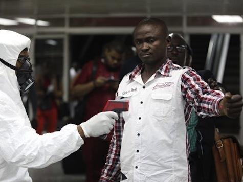 airport Ebola screening