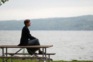Sandra Steingraber by Seneca Lake